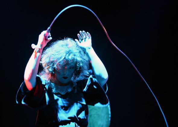 Purity Ring Push Pull track: Duo's first new album material