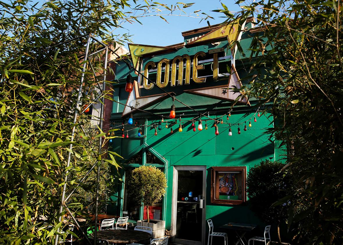 The Comet Ping Pong Pizzagate scandal is a child sex ring myth for ...