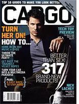Cargo magazine cover
