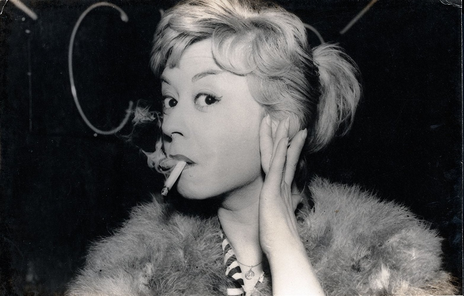 Giulietta Masina in Nights of Cabiria.