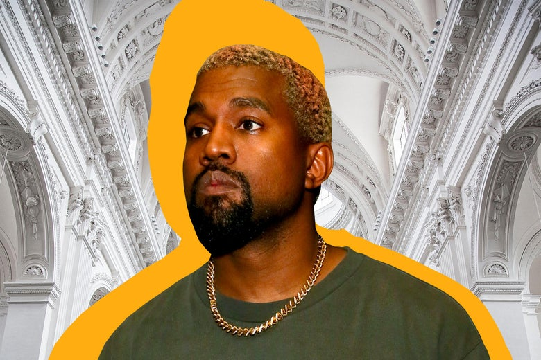 """All Your Questions About the A-List """"Church"""" Kanye Founded, Answered"""