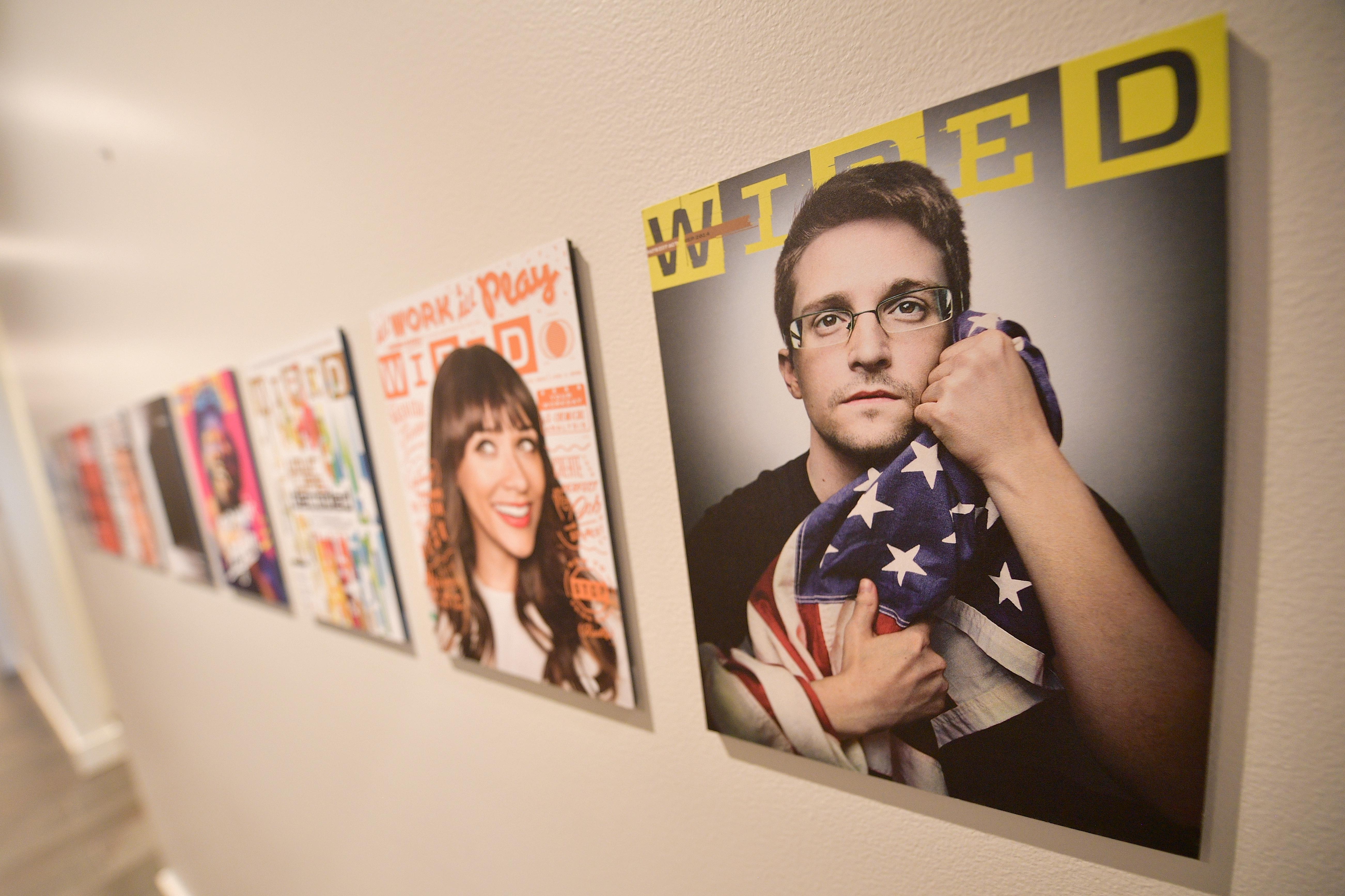 SAN FRANCISCO, CA - OCTOBER 12:  WIRED Magazines on display at WIRED25 Work: Inside San Francisco's Most Innovative Workplaces on October 12, 2018 in San Francisco, California.  (Photo by Matt Winkelmeyer/Getty Images for WIRED25  )