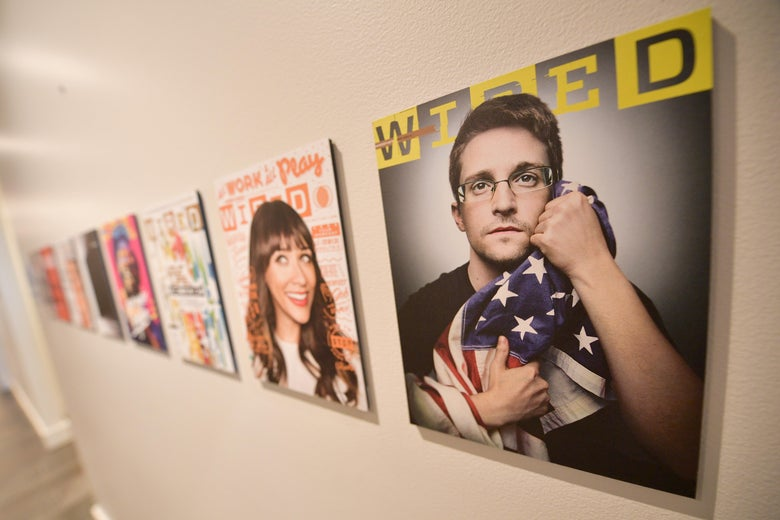 Wired Lays Off Five Staffers. Who's Next at Condé Nast?