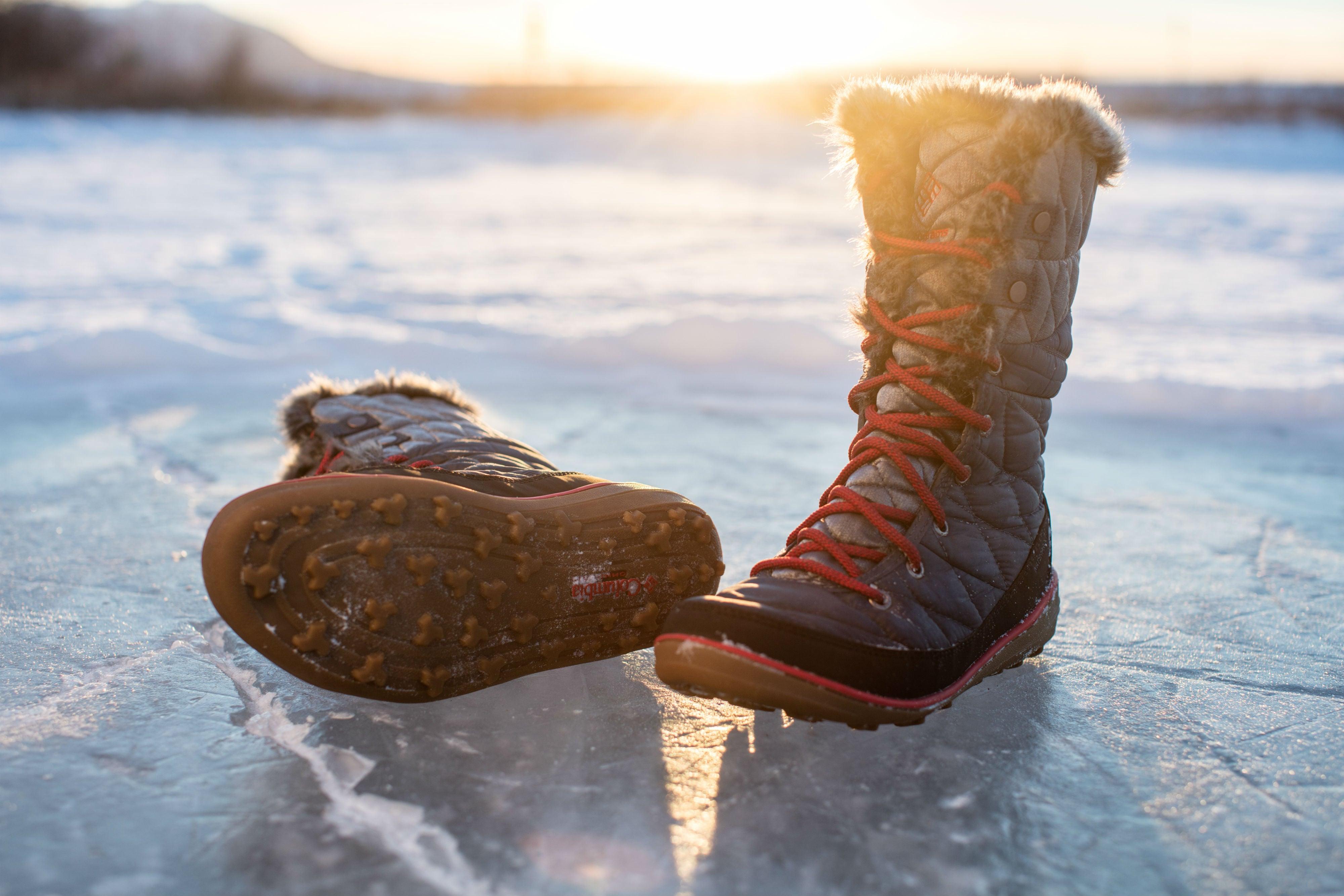 Columbia Heavenly Omni-Heat Organza Lace Up Boot