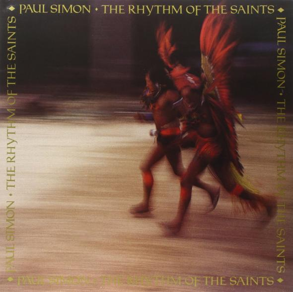The Rhythm of the Saints album art