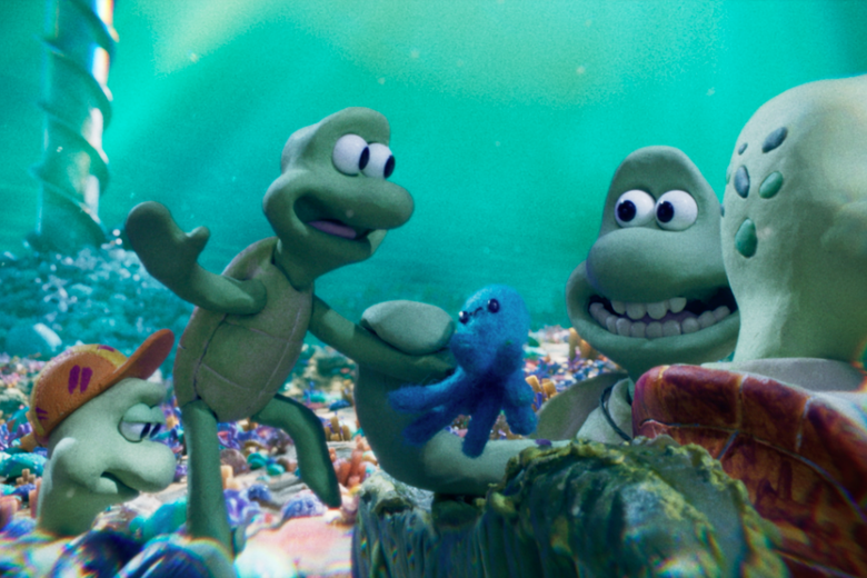A New Short From the Wallace & Gromit Studio Will Make You Want to Rush Out and Save the Turtles