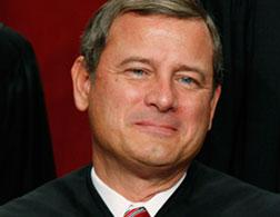 Justice John Roberts. Click image to expand.