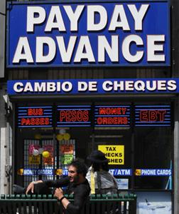 Pay day advance. Click image to expand.