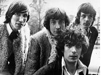 Members of Pink Floyd. Click image to expand.