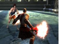 A scene from God of War 2 Click image to expand.