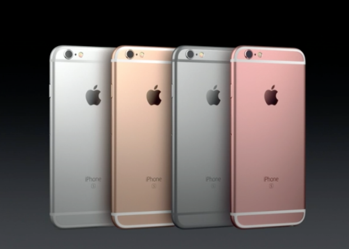 detailed look 076df d497f Apple announces iPhones 6S and 6S Plus and iPad Pro.