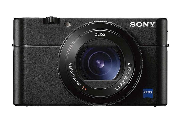 Sony Cyber-shot DSC-RX100 V 20.1 MP Digital Camera