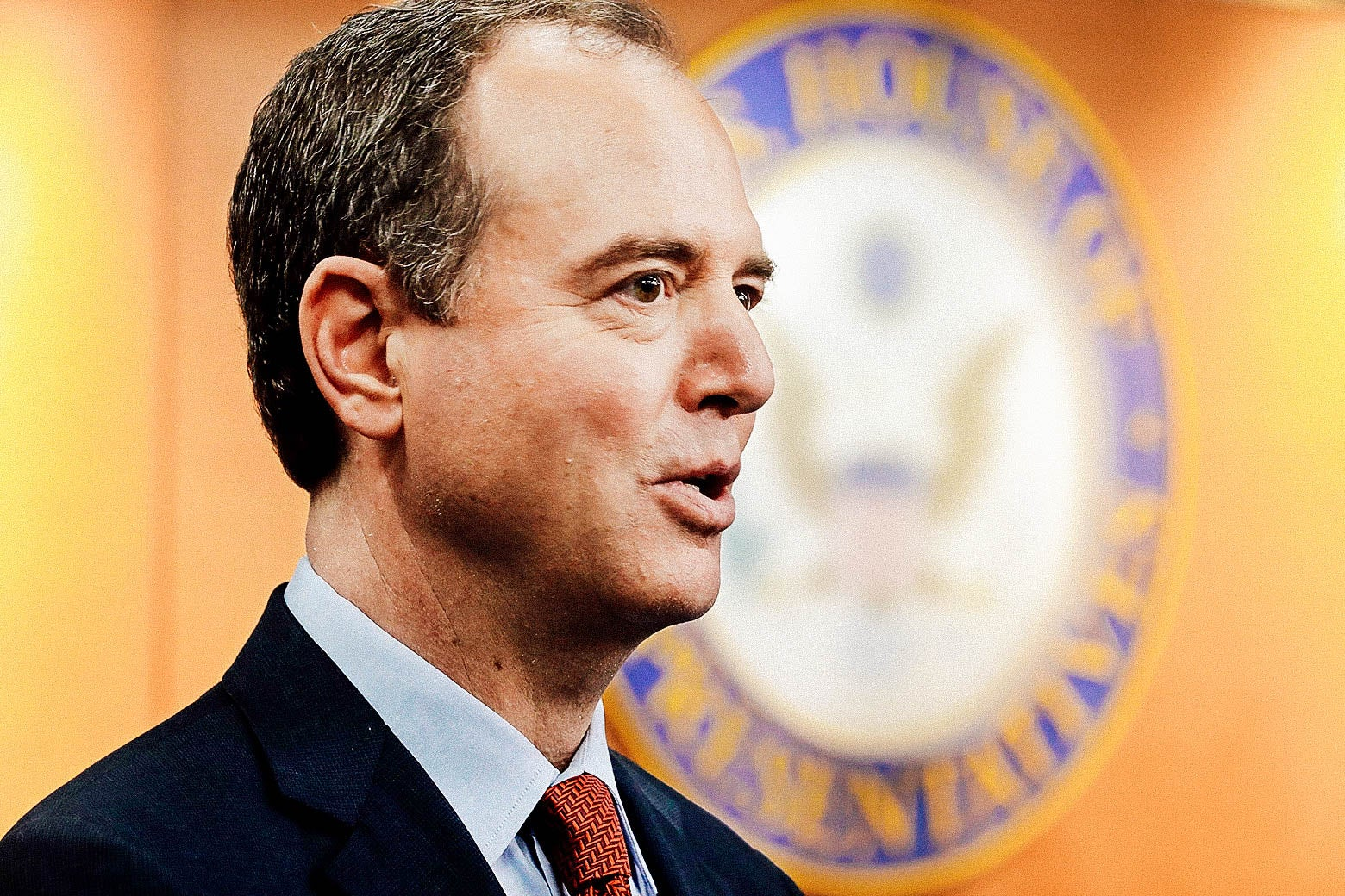 House Intelligence Committee ranking member Rep. Adam Schiff.