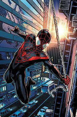 Miles Morales as Ultimate Spider-Man