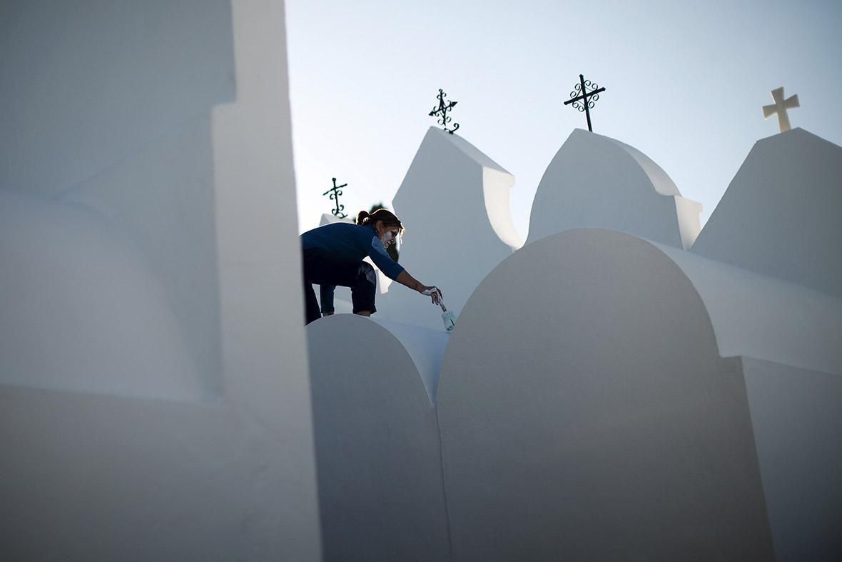 SPAIN-RELIGION/