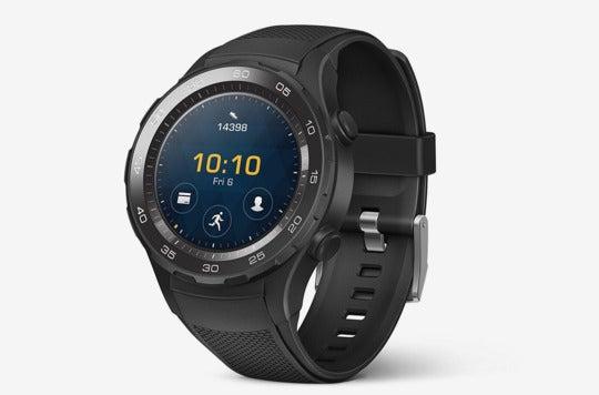 Huawei Watch 2 Sport Smartwatch.