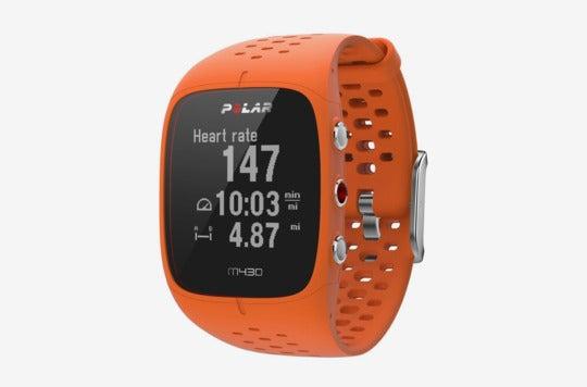 Polar M430 GPS Running Watch.