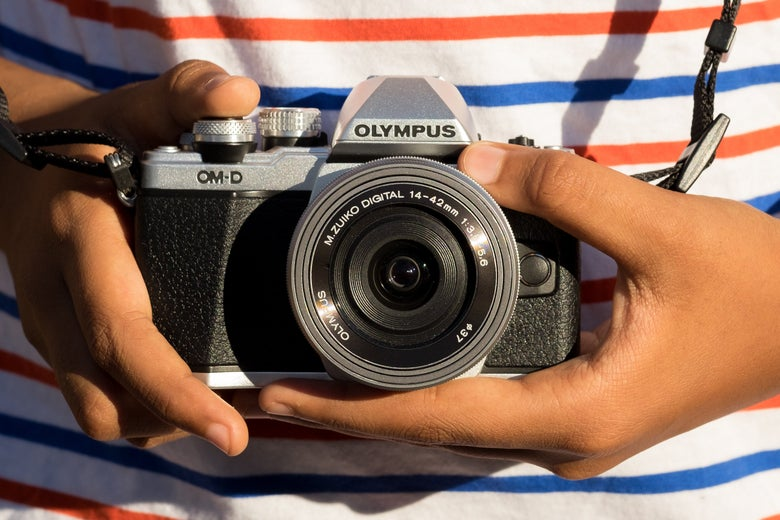 Olympus OM-D E-M10 Mark II w/ 14-42mm Lens