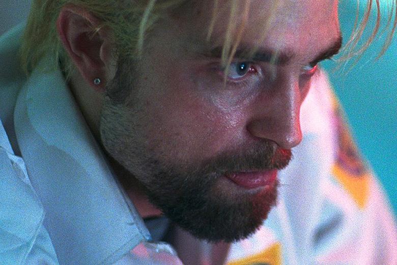 Robert Pattinson as Connie Nikas in Good Time.