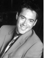 Between the Lines host Robert Downey Jr.