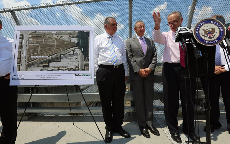 Trump DOT has other ideas for New Jersey-New York Gateway tunnel.