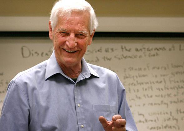 John Raines in 2006.