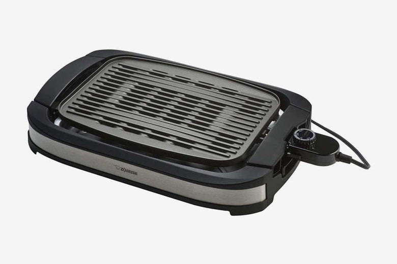 Zojirushi EB-DLC10 Indoor Electric Grill.