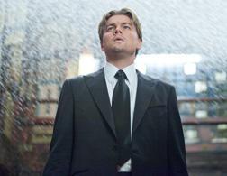 Leonardo DiCaprio in Inception. Click image to expand.