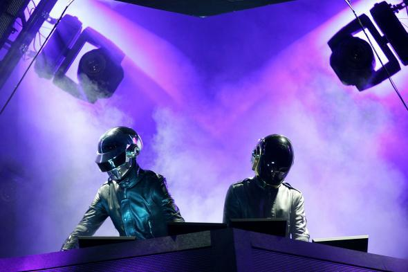 How Daft Punk Created One of Their Most Famous Samples