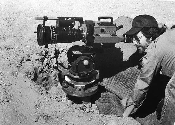American director Steven Spielberg.