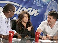 The American Idol judges. Click image to expand.