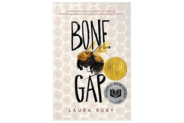 Bone Gap book cover.