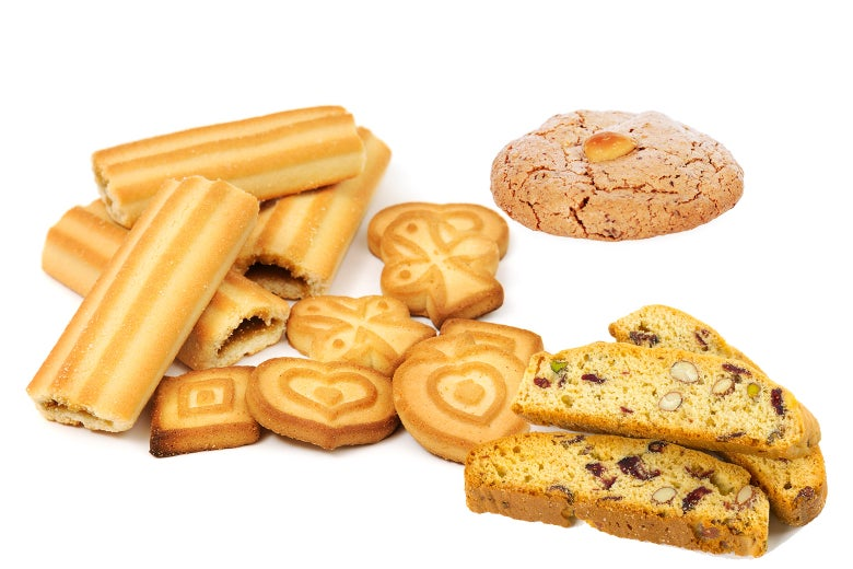 Italian cookies.