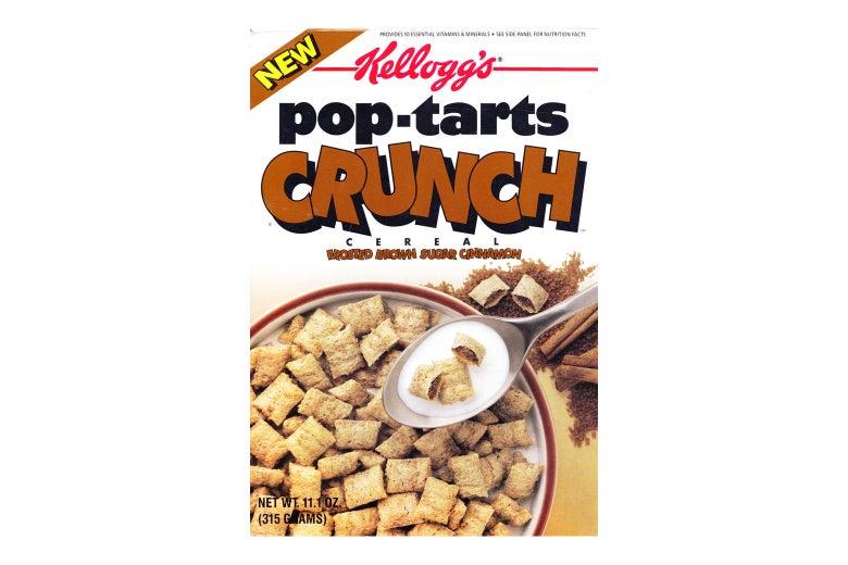 Kellogg's Pop-Tart Crunch