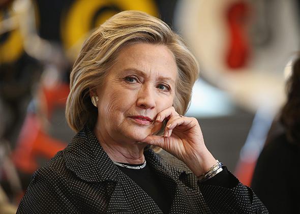 Hillary polling.