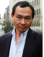 Francis Fukuyama.          Click image to expand.