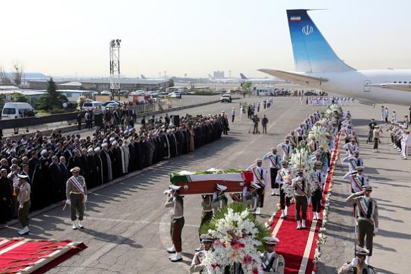 Hajj casket Iran