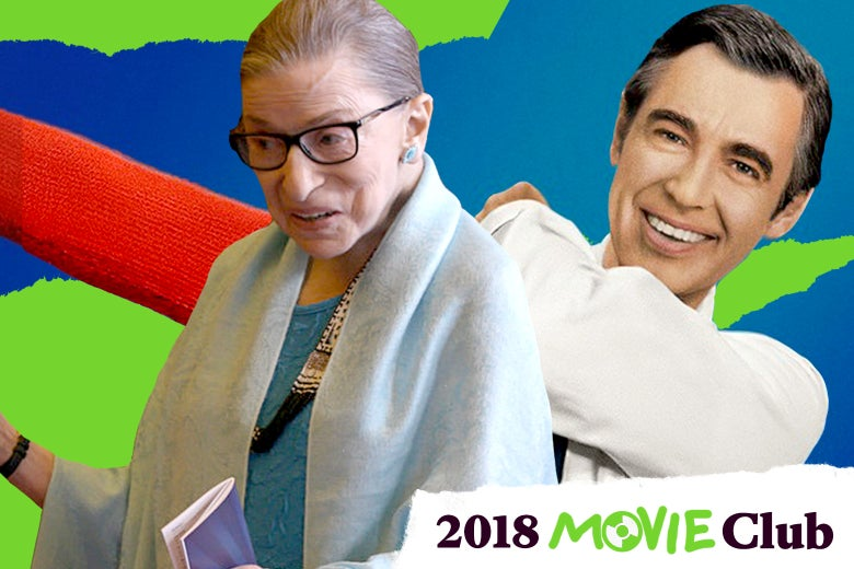 Documentary Box Office And Celebrity Hagiography Slate Movie Club 2018