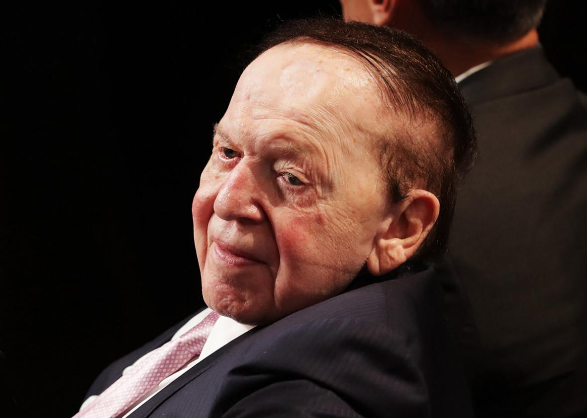 sheldon adelson - photo #7