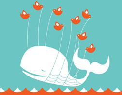 Twitter fail whale.