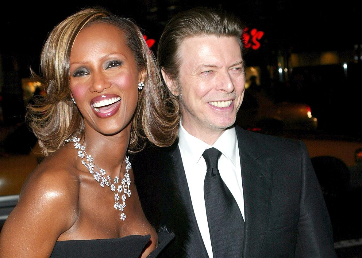 David Bowie's Marriage To Iman