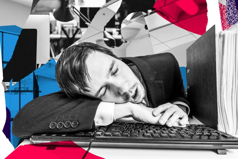 Enraged by a Co-Worker Who Slacks Off All Day? Here's What to Do.