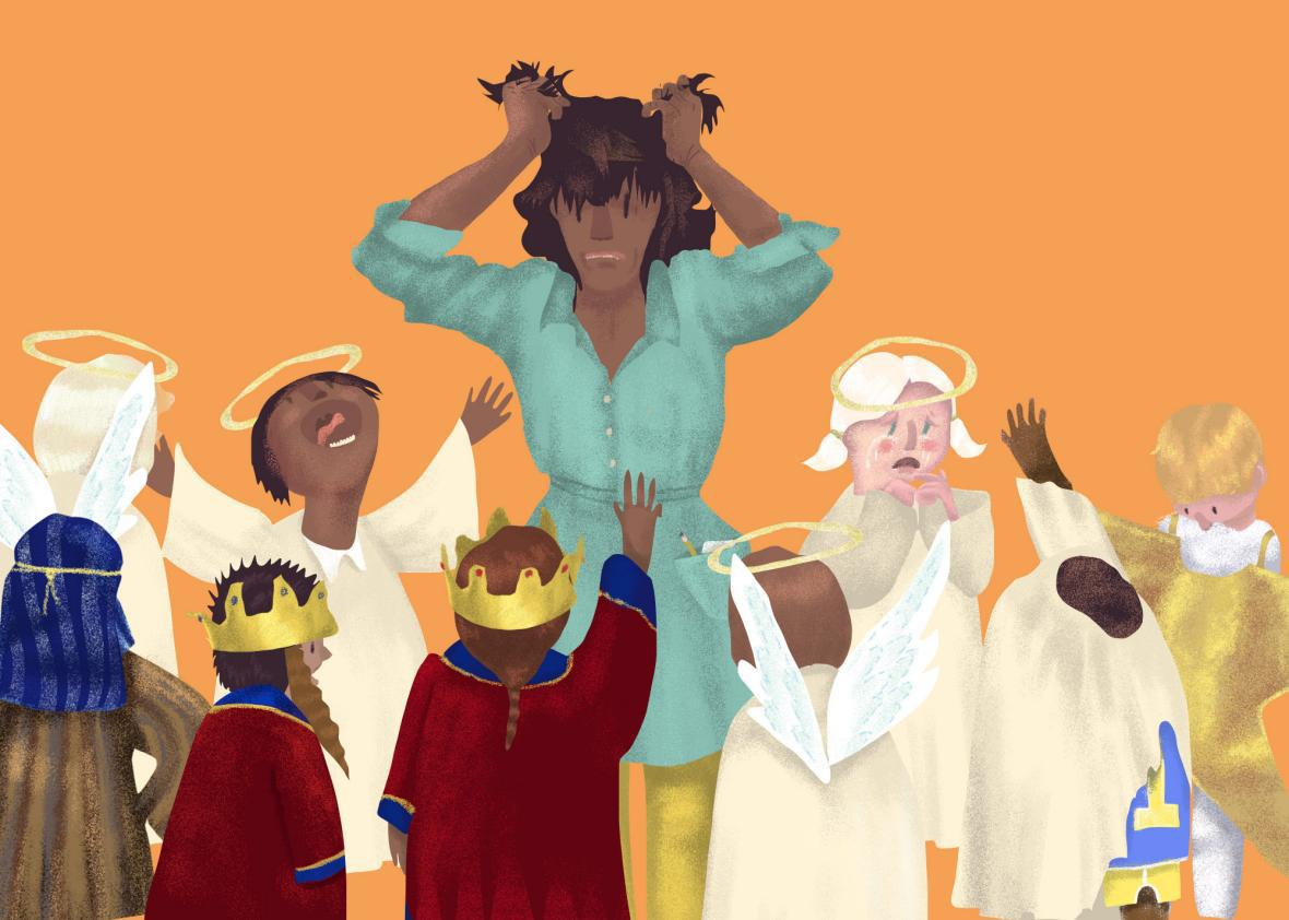 Christmas Pageant.A Playwright Takes Charge Of Her Church S Terrible Christmas