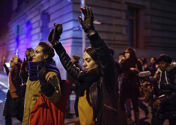 New York Eric Garner Protest