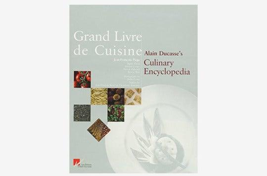 Grand Livre De Cuisine.