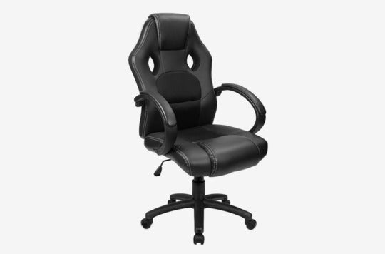 Furmax leather office chair.