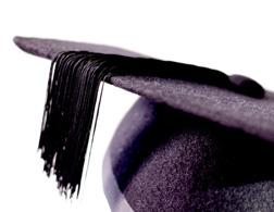 Graduation cap. Click image to expand.