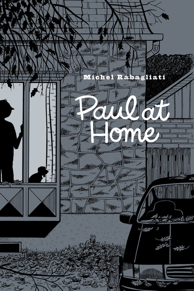 The book jacket of Paul at Home.