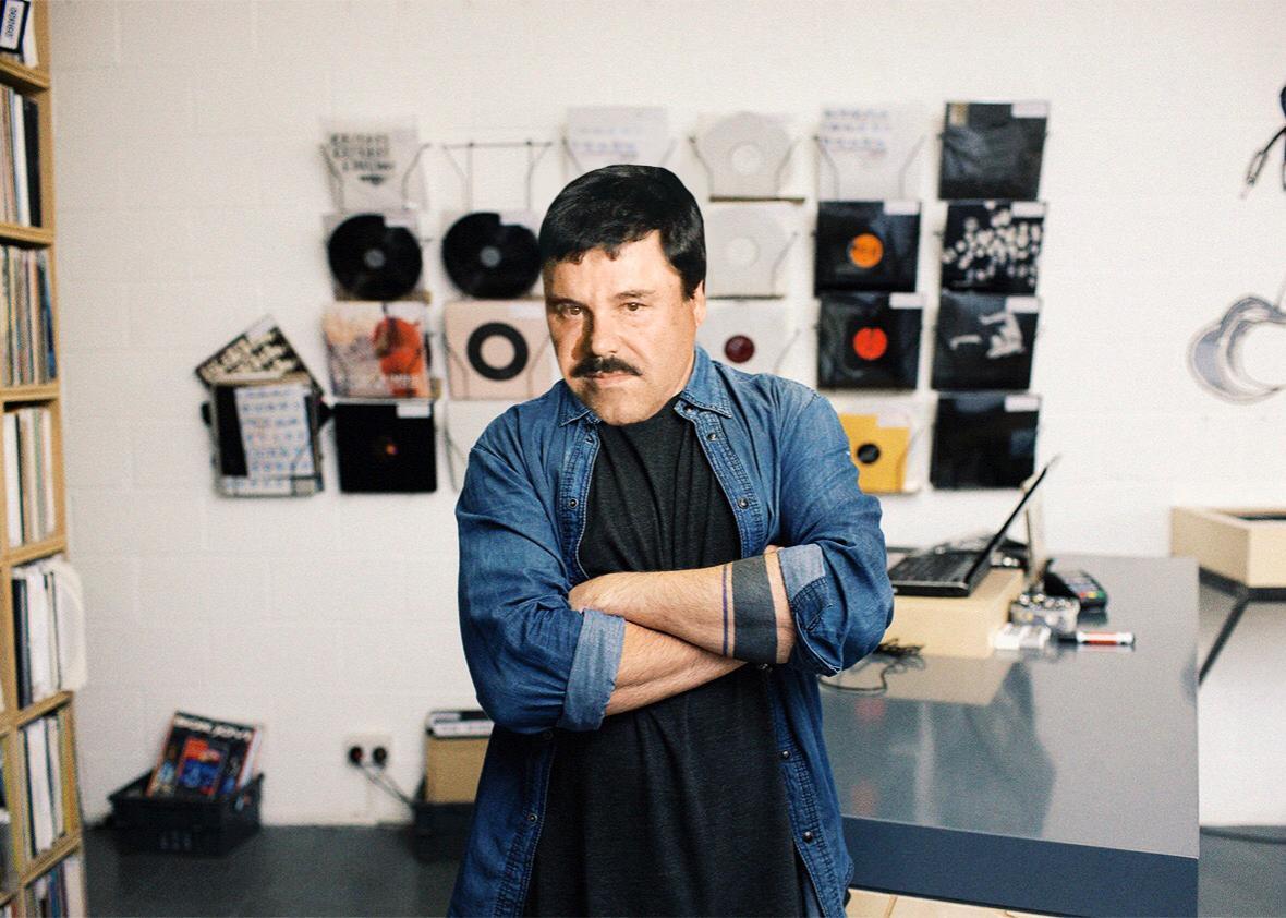 El Chapo in Brooklyn