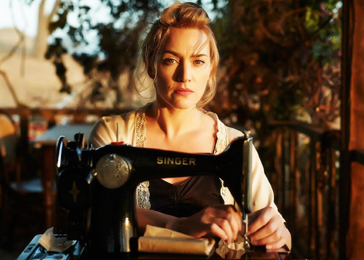 "Kate Winslet in ""The Dressmaker""."